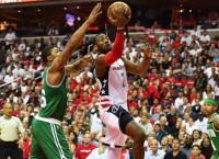 NBA Recaps: Cavs sweep; Wizards, Celtics tied 2-2