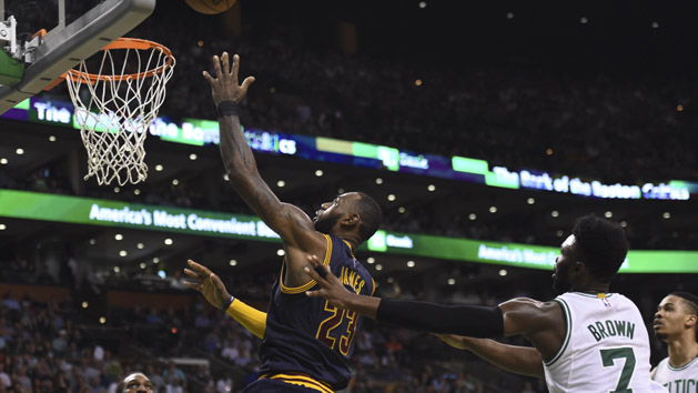 Cavaliers get off to quick start in rout of Celtics