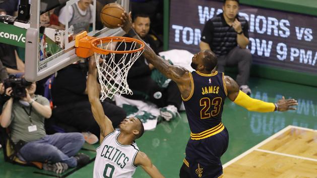 Cavaliers steamroll Celtics to take 2-0 lead