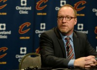 Griffin out as Cavaliers GM