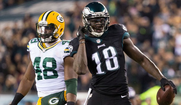 Dorial Green-Beckham Waived by Eagles After 1 Season