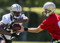 Brees likes what he sees in Saints' newcomers