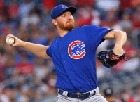 Cubs hang on for 5-4 win over Nationals