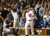Cubs designate Montero for assignment after rant