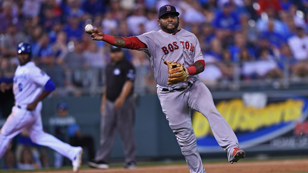 Red Sox place 3B Sandoval on DL