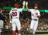 Nationals beat Braves, snap four-game skid