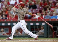 MLB Recaps: Reds' Gennett hits 4 HRs, drives in 10