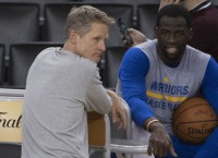 NBA Notes: Warriors Kerr might return for Game 2