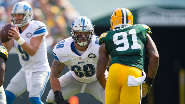 Lions to enter camp with offensive line questions