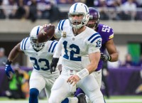 QB Luck on Colts PUP list to open camp