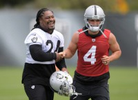 Raiders open camp with championship goals