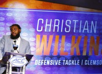 ACC MD Notes: Clemson not resting on its laurels