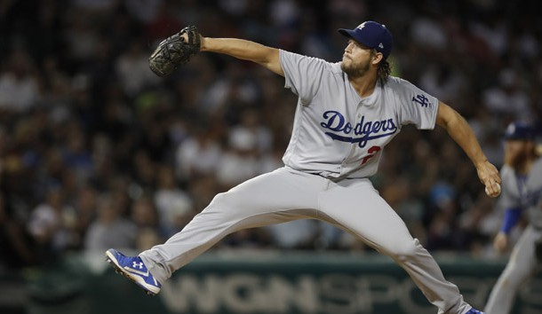 0d5a0f509 Kershaw wins 15th as Dodgers edge White Sox