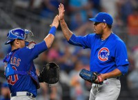 Cubs top Braves, extend win streak to five games