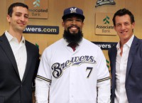 Young GM Stearns brings Brewers back to relevance