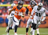 Broncos RB Booker sidelined six weeks with wrist injury
