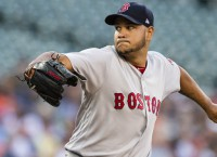 Red Sox P Rodriguez activated in advance of start