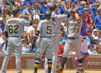 MLB Recaps: Pirates score 10 in first, rout Cubs