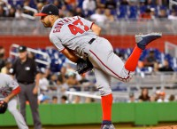 MLB Recaps: Nats' Gonzalez loses no-hitter in 9th