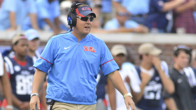 Mississippi coach Freeze resigns