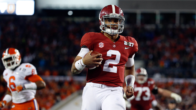 Lindy's 2017 Top 25 Teams 1-7: It's Alabama ... again