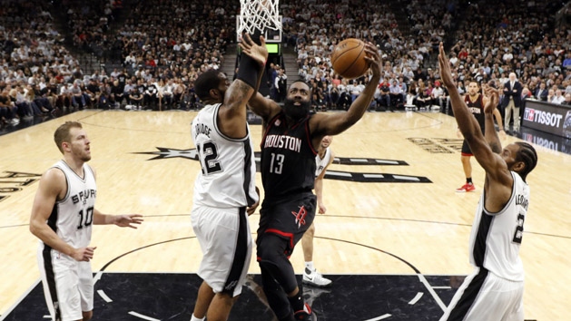 NBA Notes: Harden signs record $228m extension