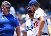 Kershaw 'not optimistic' about recurring back injury