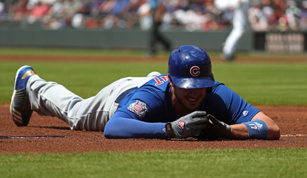 Cubs sweep Braves for sixth straight win