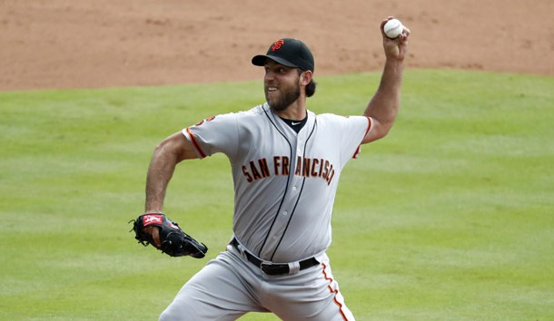 Madison Bumgarner Ready To Rejoin Giants