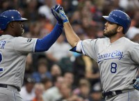 MLB Notes: Turner, Moustakas win fan All-Star vote