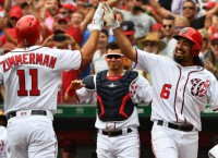 MLB Recaps: Nationals blast 8 HRs, rout Brewers