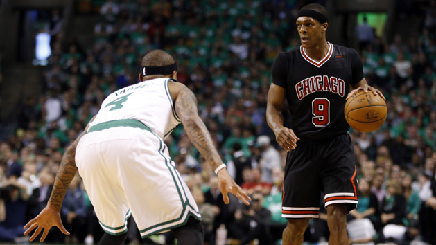 NBA Note: Pelicans, Rondo agree to 1-year deal