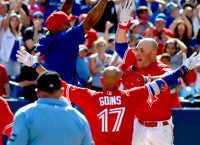 MLB Recaps: Jays stun Angels with seven in ninth