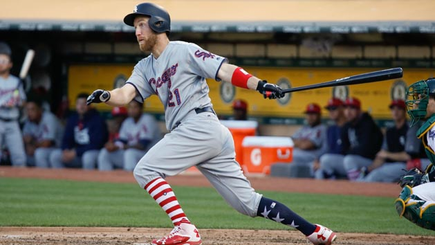 Yankees add Frazier, Robertson, Kahnle to roster