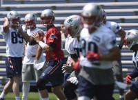 Defending champs might be better entering camp
