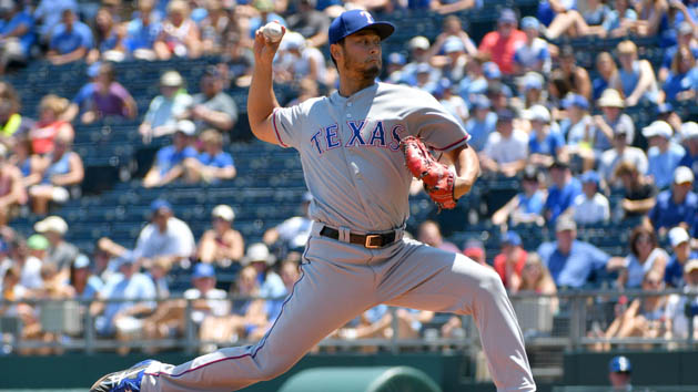 Darvish on the block? Texas GM making trade calls