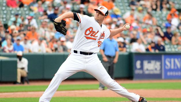 MLB Recaps: Orioles' Britton sets AL saves record