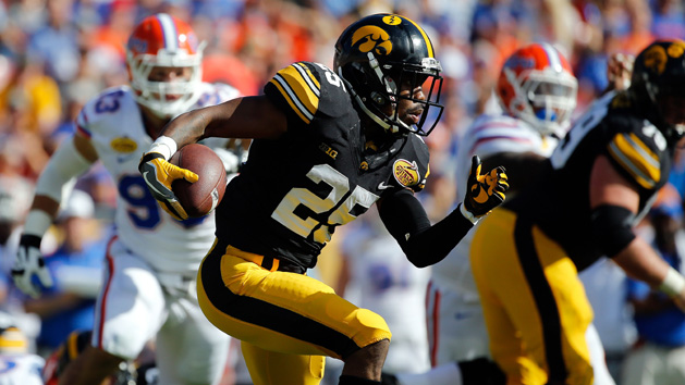FBS Notebook: Iowa loaded at running back