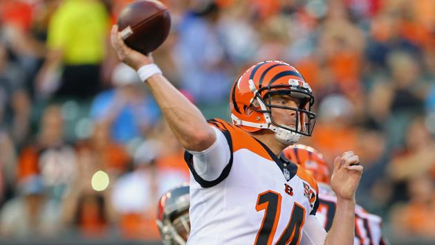 NFL Recaps: Mixon impressive as Bengals down Bucs