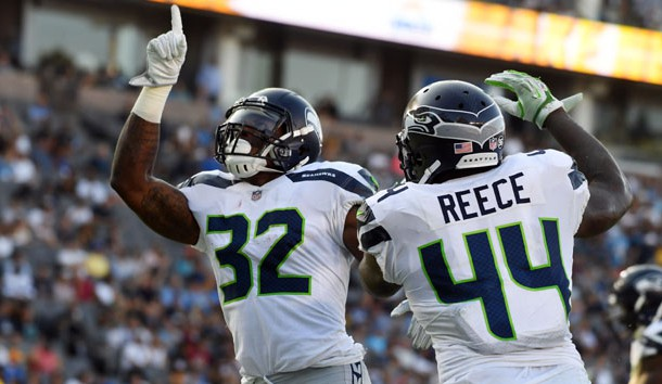Seahawks win easily in Chargers' new home | Lindy's Sports