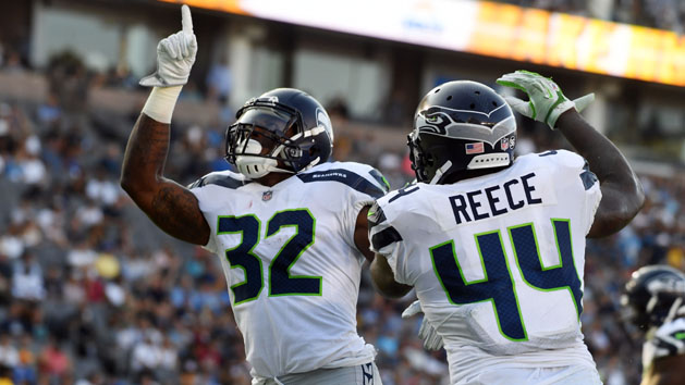 Seahawks win easily in Chargers' new home