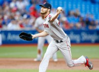 Sale to return as 'opener' against Blue Jays