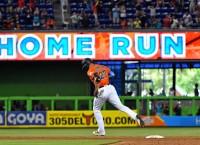 MLB Recaps: Stanton hits 42nd homer in Marlins' win