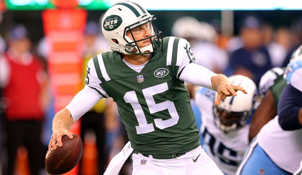 New York Jets name Josh McCown starting quarterback
