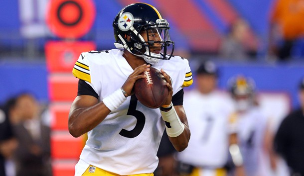 Dobbs, Steelers too strong for Giants