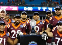 Virginia Tech goes with Jackson as starting QB