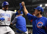 Cubs continue to roll on road, defeat Diamondbacks