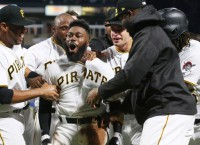 MLB Recaps: Hill's no-hit bid ends with walk-off HR