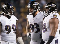 Deep D-line a good problem for Ravens