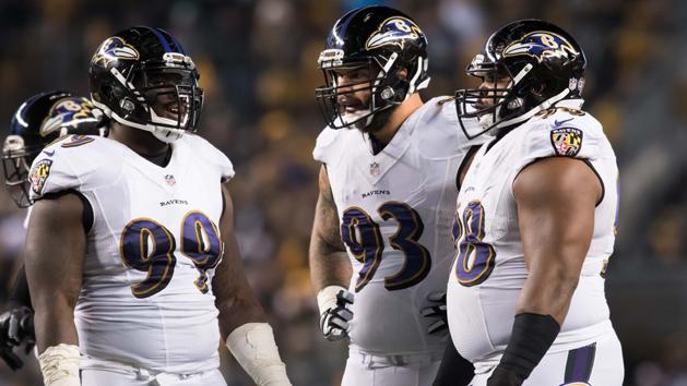 Deep D-line a good problem for Ravens